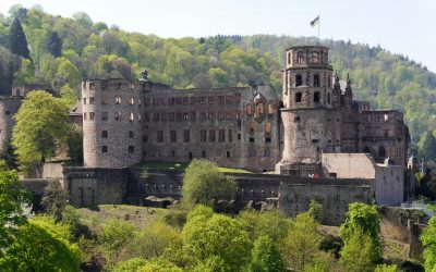 Tagesausflug nach Heidelberg am 16. Mai 2018