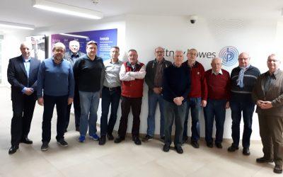 Besuch bei Pitney Bowes Deutschland GmbH